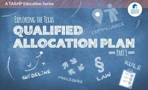 Exploring the Texas Qualified Allocation Plan