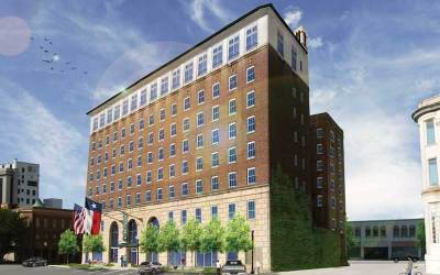Cohen-Esrey Development Group Closes on $26 Million in Funding for Texarkana Hotel Grim Redevelopment
