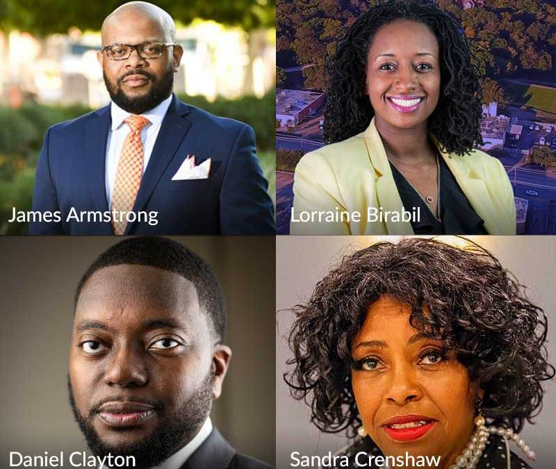 Four candidates seeking to replace Dallas Mayor Eric Johnson in Texas House