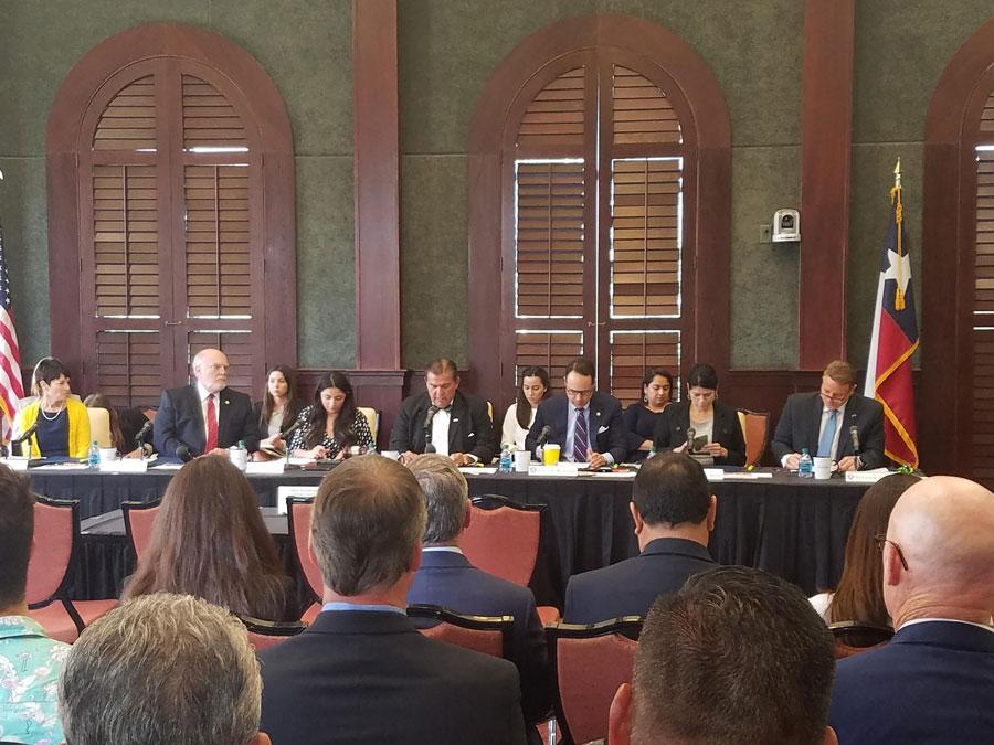 Texas Senate IGR Public Hearing: 86th Legislative Interim