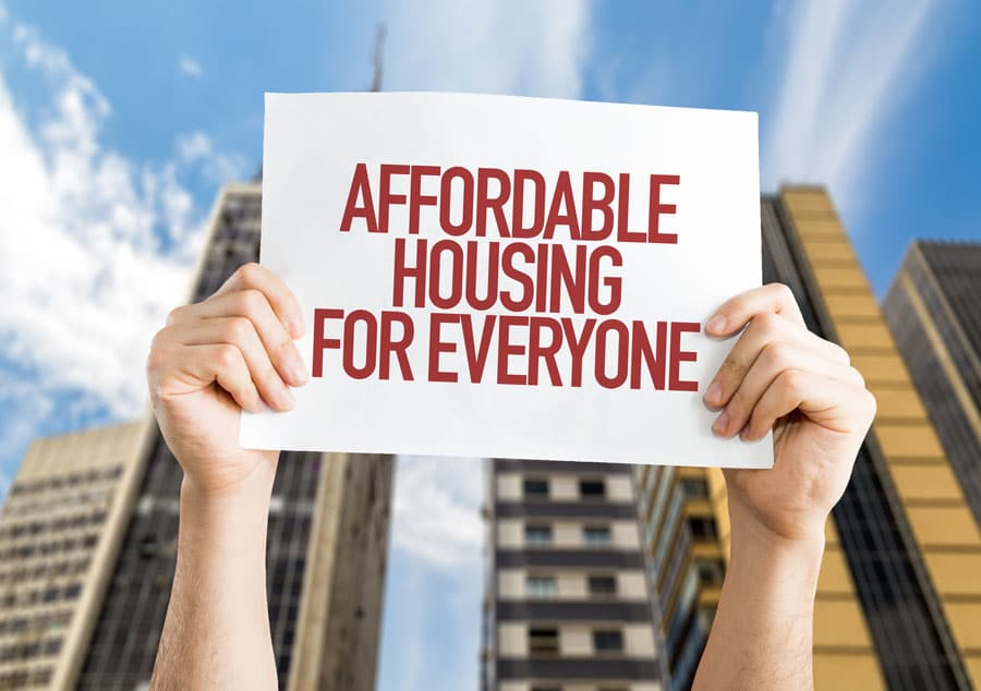 More Affordable Housing is Needed