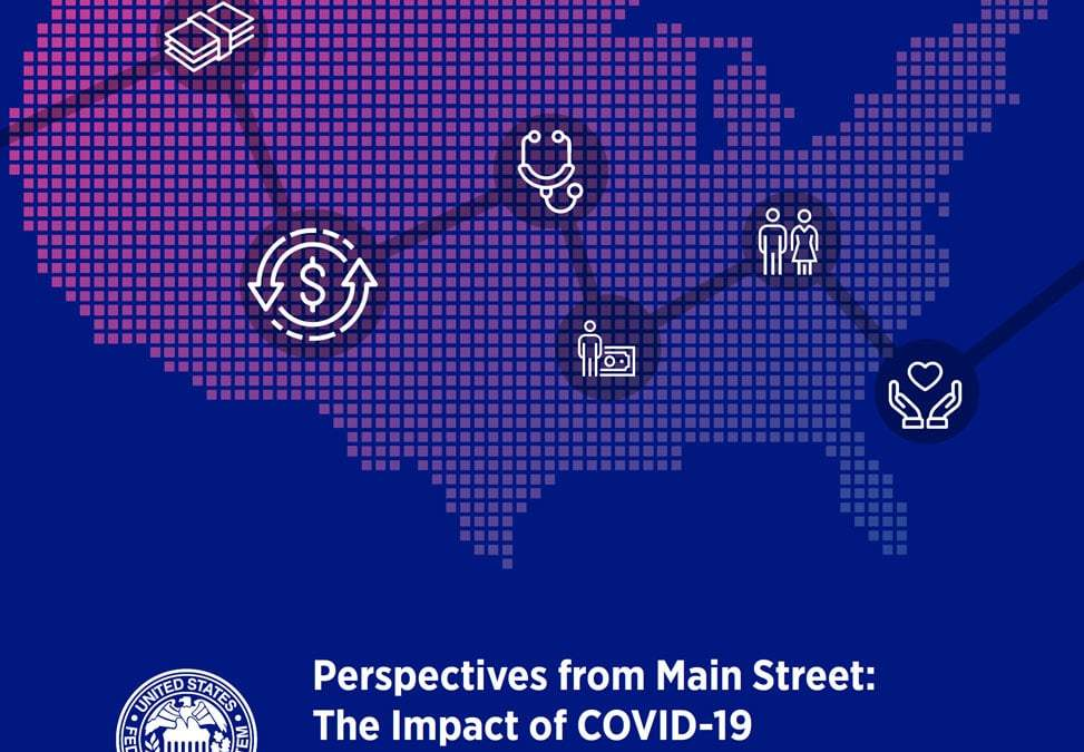 Federal Reserve Report – Community Impacts of COVID-19