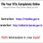 File Your RTI Online