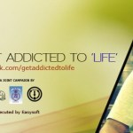 Get Addicted to Life; not to drugs!