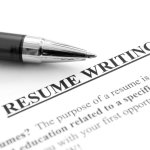 Résumé/CV Writing – 12 Things for a Fresher to Ponder
