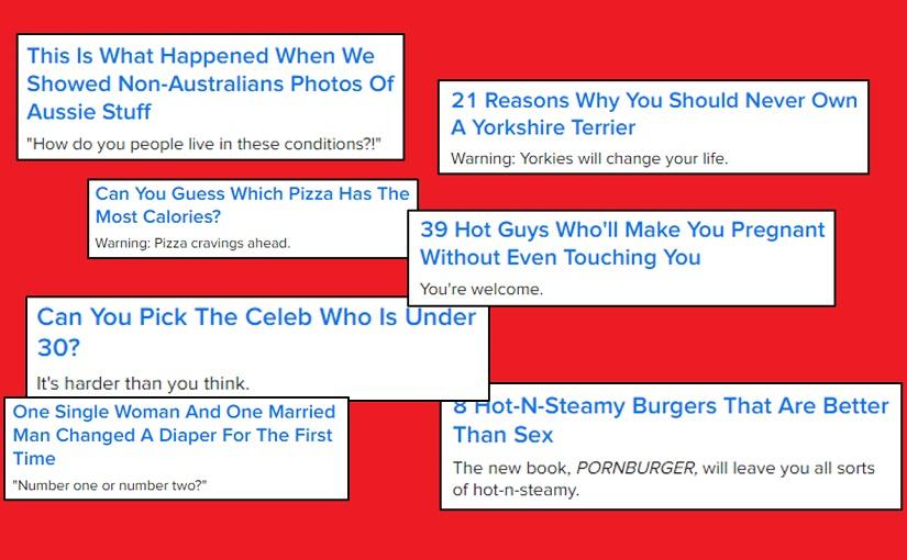 De 575 beste redenen om dit artikel te lezen