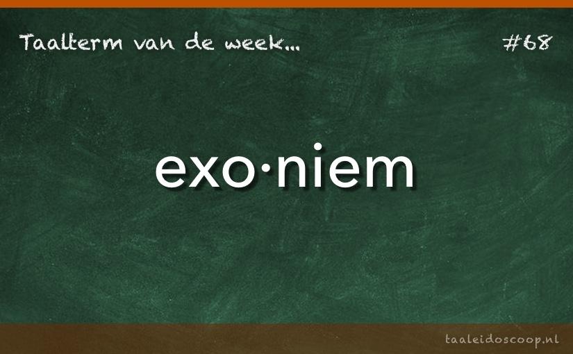 TVDW: Exoniem