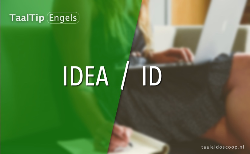 Idea vs. ID
