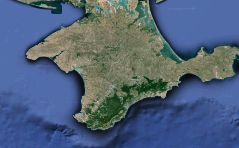 'De' geeft geen Krim(p)