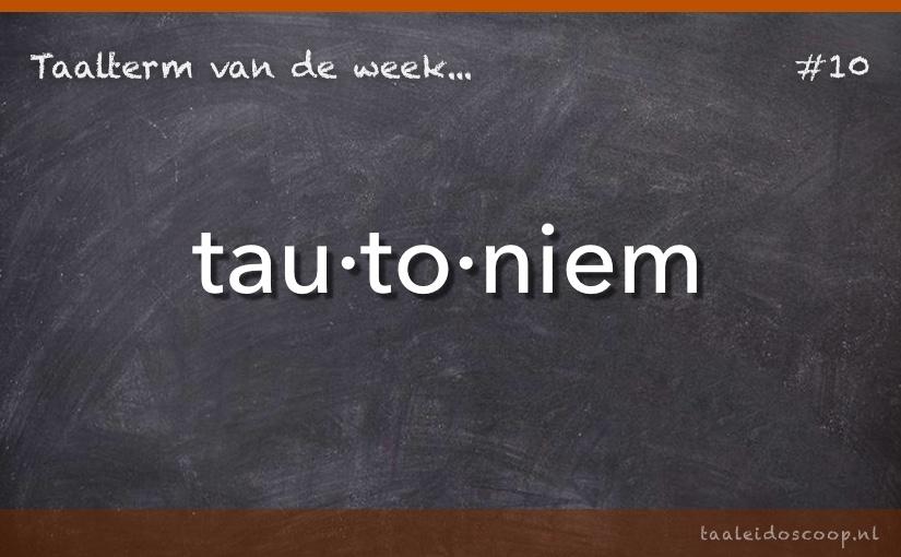 TVDW: Tautoniem