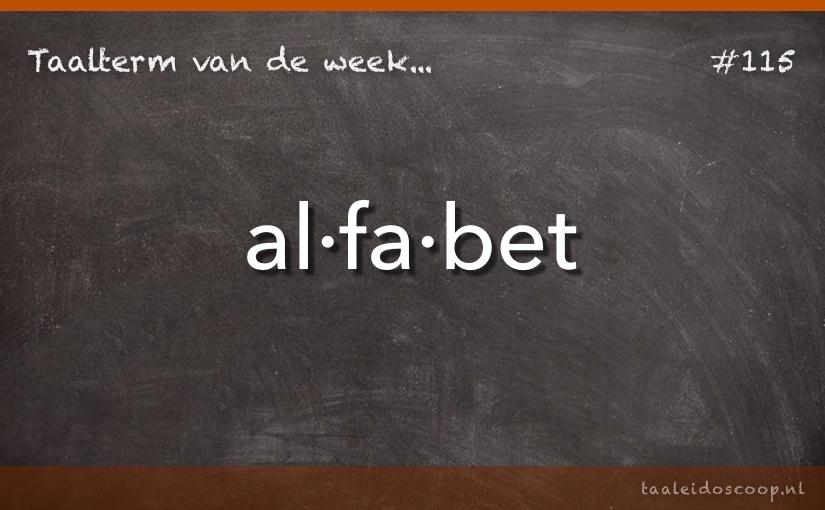 TVDW: Alfabet