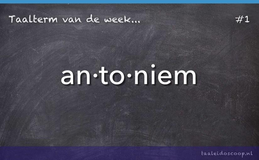 TVDW: Antoniem