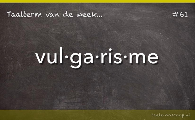 TVDW: Vulgarisme