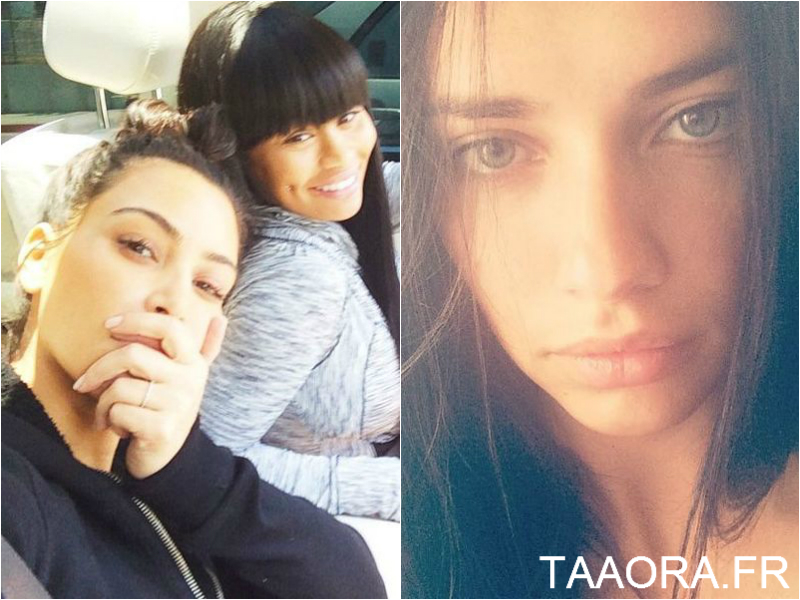 Photos : Les stars sans maquillage – Taaora – Blog Mode, Tendances