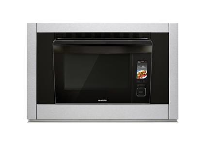 SSC3088AS Steam Oven-Door Opening_1