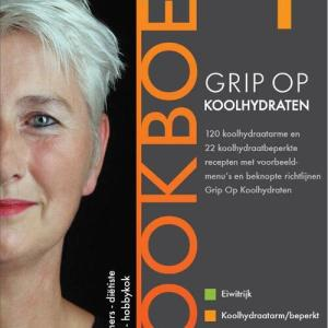 Grip op Koolhydraten - Kookboek 1