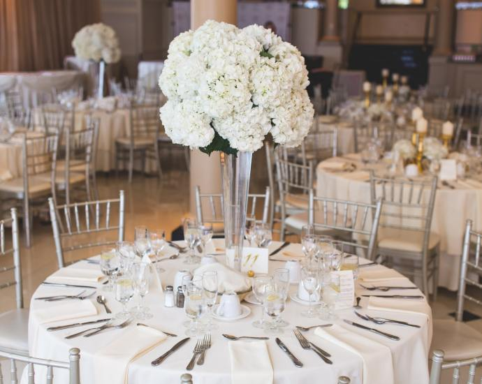 Bruiloft catering