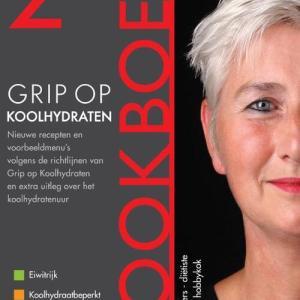Grip op Koolhydraten - Kookboek 2