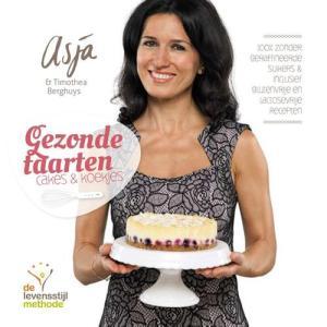 Gezonde taarten - Asja Tsachigova, Timothea Berghuys - Hardcover (9789081556767)