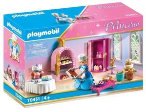 Playmobil - Kasteelbakkerij (70451) - Speelgoed (4008789704511)