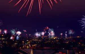 2018 fireworks shows milwaukee wi