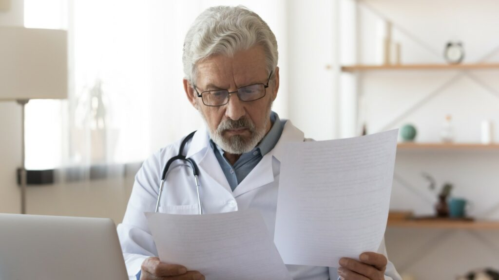 disability paperwork doctor