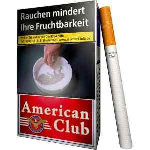 American Club Zigarette zu 5,40€