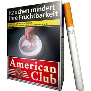 American Club Zigaretten zu 6,50€