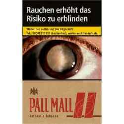 Pall Mall Zigaretten