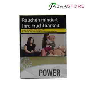 Power Gold Zigaretten 7,10€