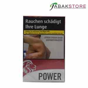 Die günstigsten Zigaretten Power Red für nur 4,95€ ( 1 Zigarette = 24,75 Cent)