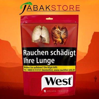west-volumentabak-105g-zip-bag-beutel