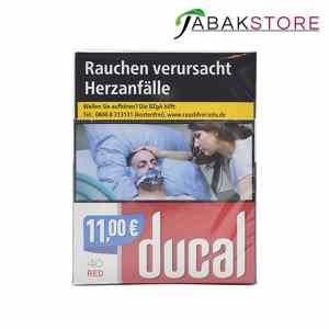 Ducal Red 11,00€ Zigaretten