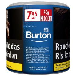 Burton-Blue-Volumentabak-7,95€