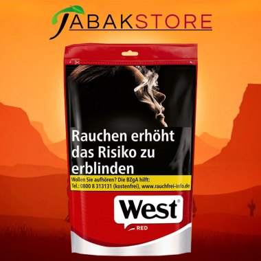 west-red-volumentabak-210g-zip-bag-beutel
