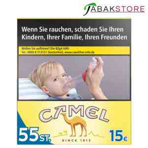 Camel-Yellow-15-Euro-Zigaretten