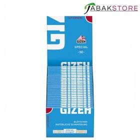 Gizeh-Special-Tip-Blau-Blättchen-Gebinde