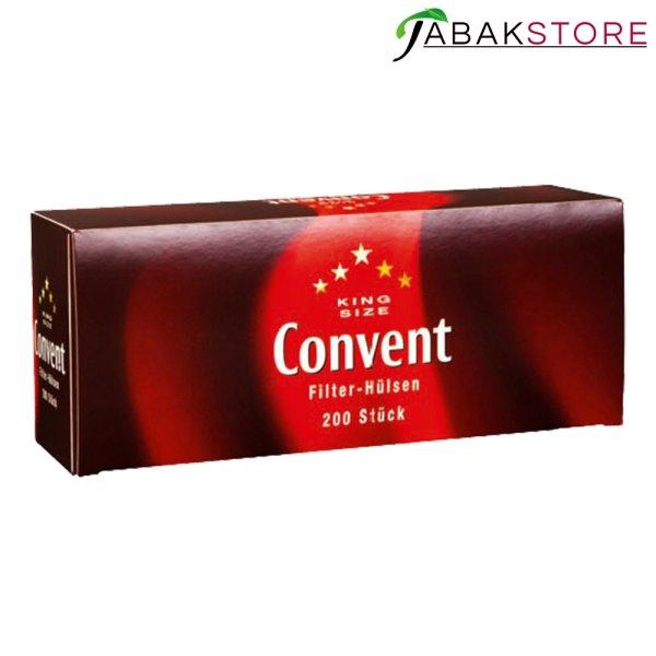 Convent-Hülsen-Zigarettenhülsen-200-Stück
