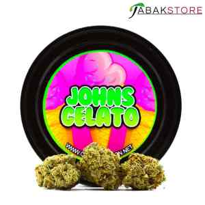 Johns-Gelato-CBD-Blüten