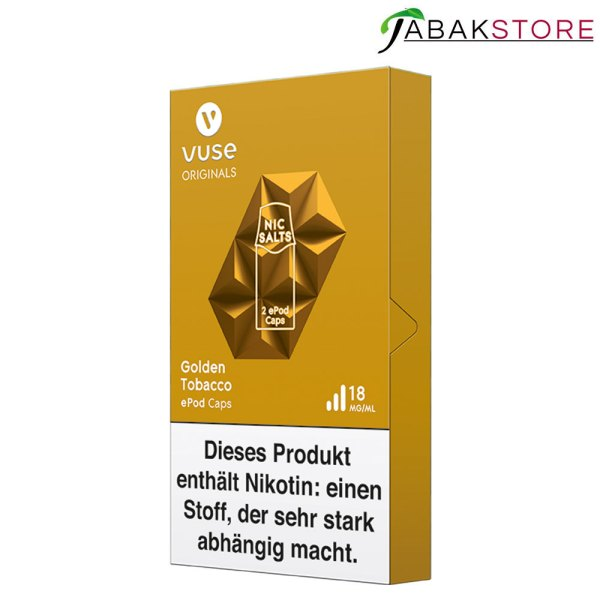 Vuse-ePod-Caps-Golden-Tobacco-18-mg-rechts-seitlich
