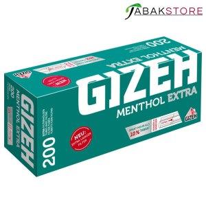 Gizeh-Menthol-Extra-Filterhülsen