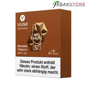 Vuse-ePen-3-Caps-Blended-Tobacco-6-mg-rechts-seitlich