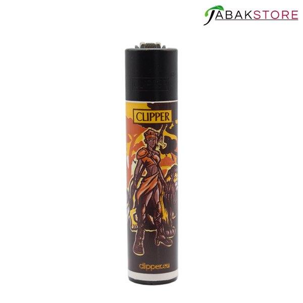 Clipper-Amazonen-4v4-Feuerzeug
