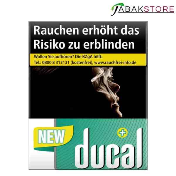 Ducal-Menthol-Zigaretten