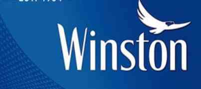 Winston-Blue-Zigaretten-Logo