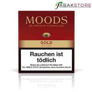 dannemann-moods-gold-filter-20er