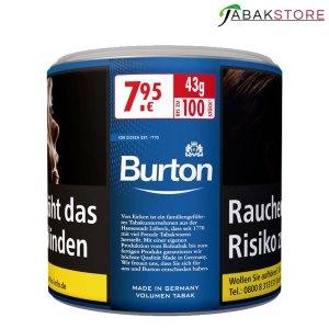 Burton-Blue-Volumentabak-43-gr.-7,95-Euro