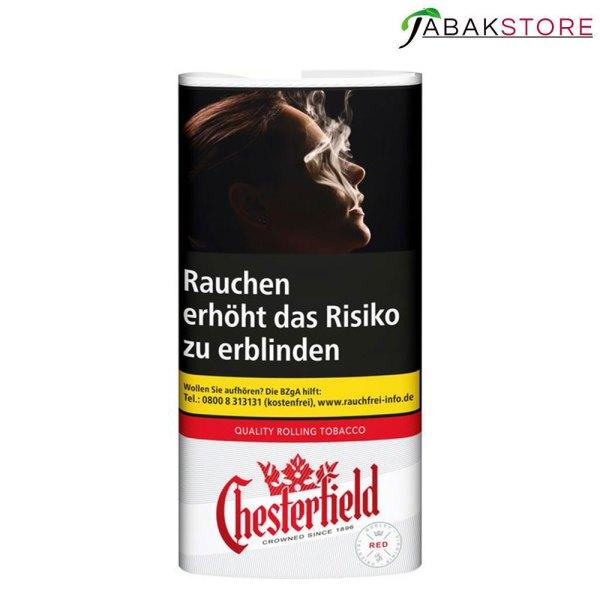 Chesterfield-Drehtabak-Red
