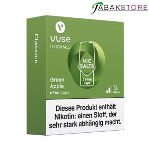 Vuse-epen-caps-green-apple-links-seitlich-12-mg