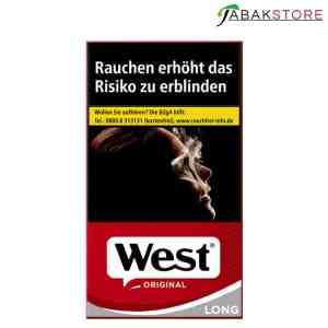 West-Red-Long-Zigaretten